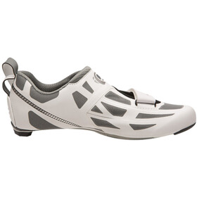 PEARL iZUMi Tri Fly Elite V6 Shoes Dam white/silver